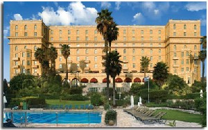 Гостиница Кинг Давид Иерусалим