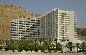 Отель Меридиан Мертвое Море