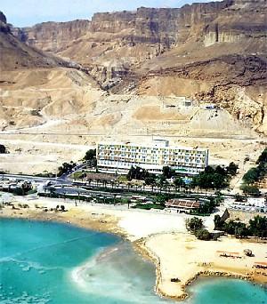 Отель Гарденс Мертвое Море
