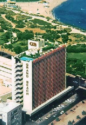 Отель Гранд Бич Тель Авив