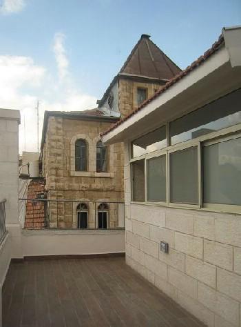 דירת נופש לתיירים בירושלים