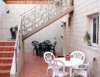 חדרי אירוח - יחידות האירוח אצל מלי