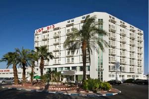 מלון לוט ים המלח