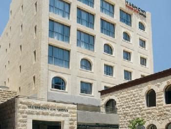 מלון הרמוני  ירושלים