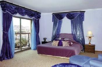 מלון הילטון מלכת שבא  אילת חדרי אהבה