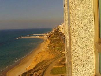 מצוקי הים - מלון כרמל נתניה