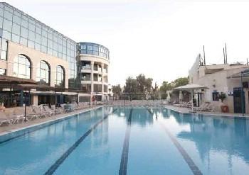 מלון רימונים סנטרל פארק אילת