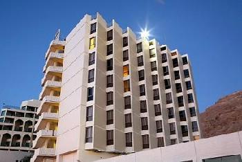 מלון פרימה ספא קלאב ים המלח