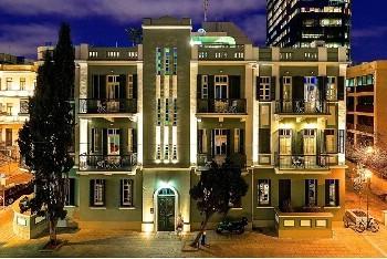 מלון בוטיק עלמה תל אביב
