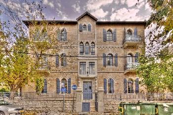 מלון ארקדיה במושבה, ירושלים
