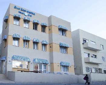 מלון בלו סי מרבל תל אביב