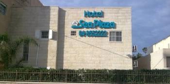 מלון סי פלאזה חיפה