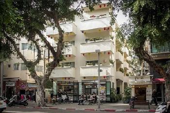 מלון קוקו תל אביב