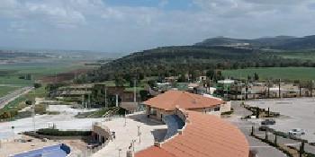 מלון אוליב הר הגלבוע