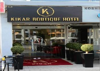 מלון הכיכר נתניה