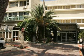 מלון המצודה טבריה