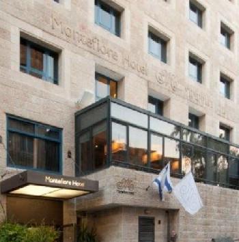 מלון מונטיפיורי ירושלים