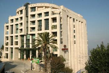 מלון קראון פלאזה חיפה