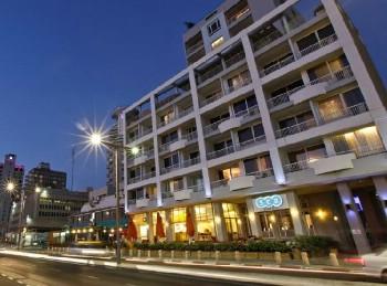 מלון סי אקזקיוטיב סוויט תל אביב
