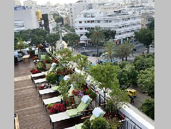 מלון סנטר שיק תל אביב
