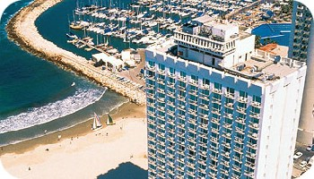 מלון קראון פלאזה תל-אביב