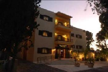 מלון בוטיק וילה כרמל חיפה