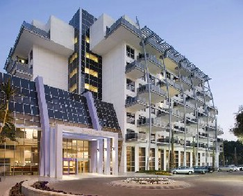 מלון ספא כפר המכביה רמת גן סוויטות