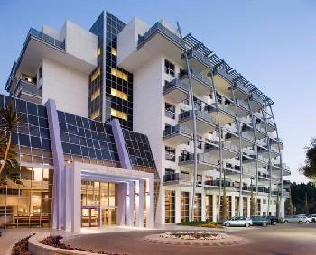 מלון ספא כפר המכביה רמת גן