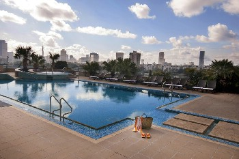 מלון לאונרדו סיטי טאואר רמת גן