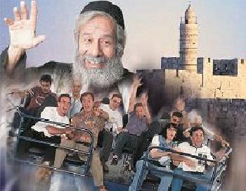 מעלית הזמן - ירושלים