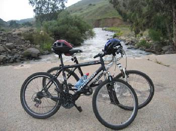 טיולי אופניים בגולן
