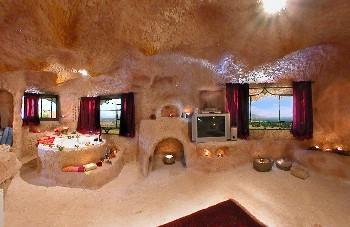 צימרים מערות אלאדין