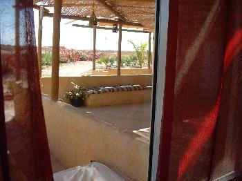 צימרים בר במדבר - חדרי אירוח