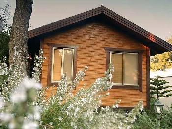 צימרים בית עץ יוני