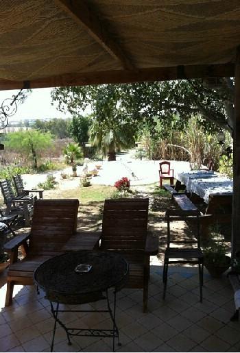צימרים כפר נבון - מרכז אירוח אקולוגי